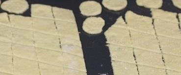 Крекеры с сыром - фото шаг 5