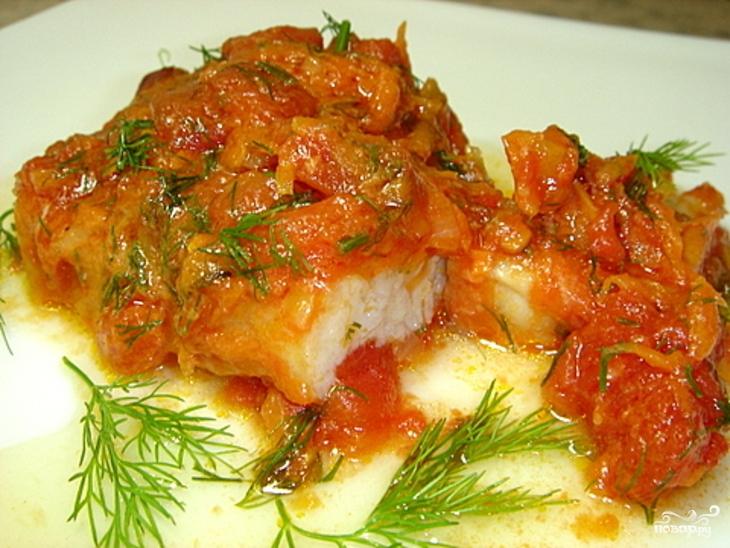 рецепт рыбы пикша