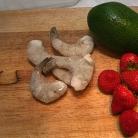 Рецепт Cалат с креветками
