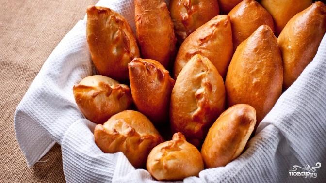 Рецепт Пирожки с картошкой и рыбой