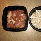 Рецепт Фасоль с мясом