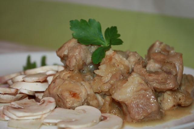 Жаркое по-домашнему из свинины - фото шаг 6