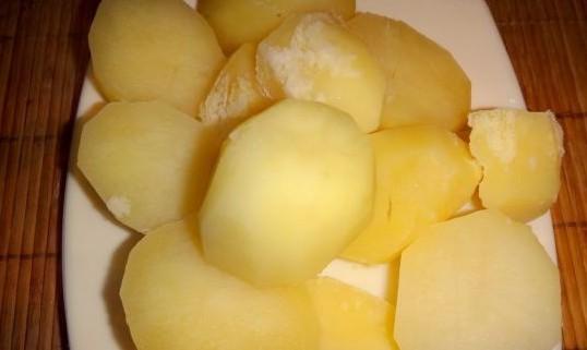 Картофельные биточки - фото шаг 1