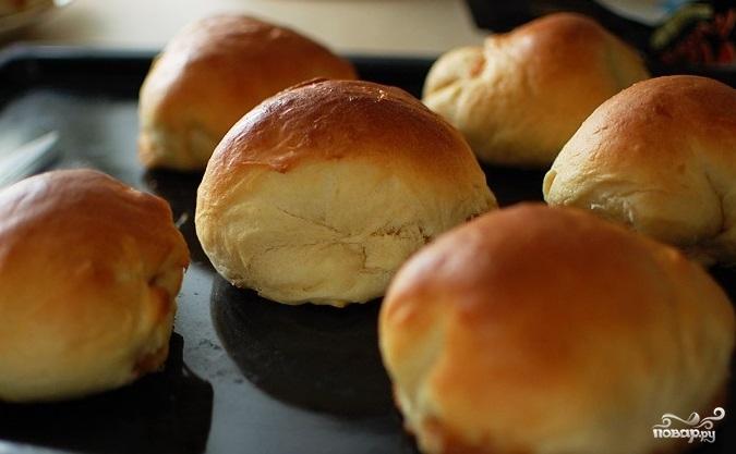 Рецепт Пирожки с картошкой и чесноком