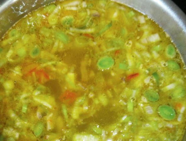Суп-лапша с грибами   - фото шаг 5