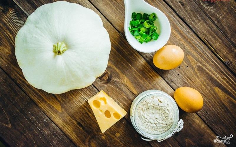 Сырная запеканка в духовке - фото шаг 1