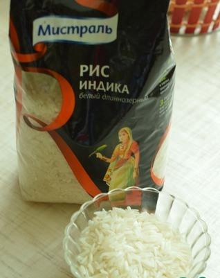 Вак бэлеш с рисом - фото шаг 4