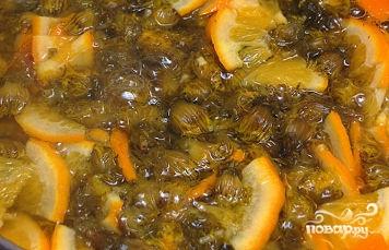Варенье из одуванчиков с апельсином - фото шаг 2