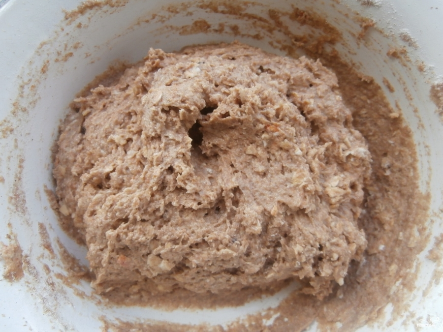 Зерновой хлеб - фото шаг 2