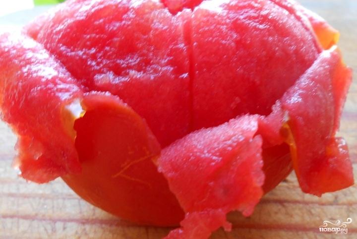 Сербский томатный суп - фото шаг 4