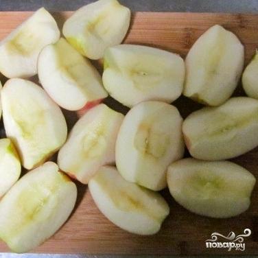 Утка с яблоками - фото шаг 5