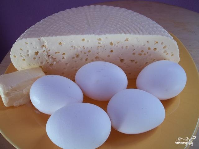 Хачапури по-гурийски - фото шаг 3