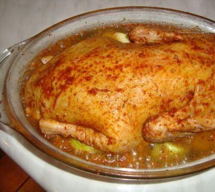 Рецепт Утка в рукаве с гречкой