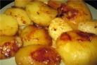 Молодой картофель в мультиварке