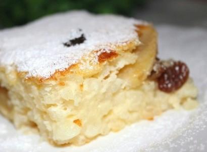 Рисовая запеканка сладкая - фото шаг 7