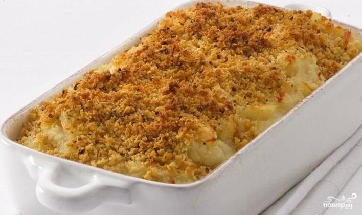 Рецепт Гратен с сыром