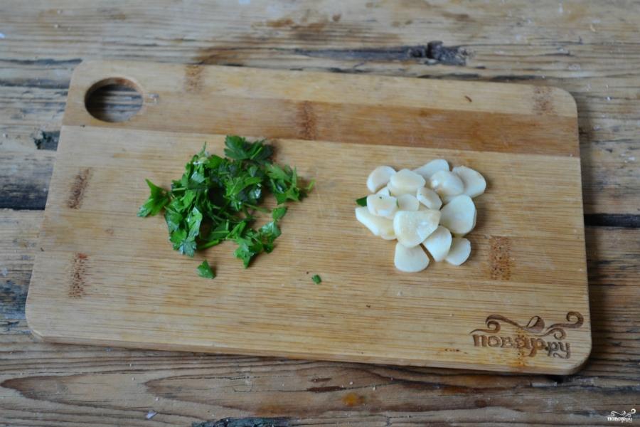 Рыбное филе под соусом - фото шаг 3
