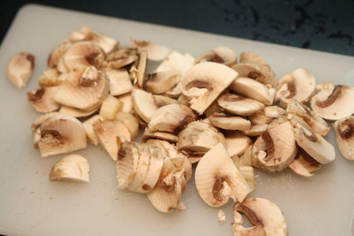 Каннеллони с грибами - фото шаг 3