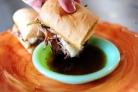 Итальянские горячие бутерброды