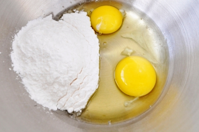 Рецепт Печенье из сухого молока