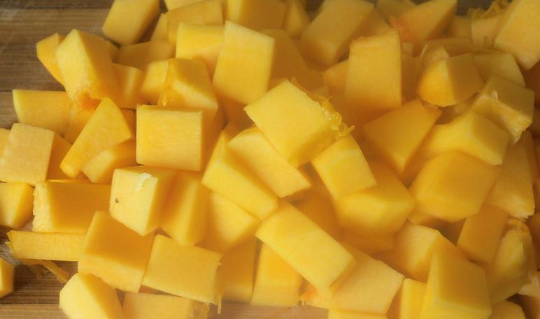Рецепт Запеканка из тыквы с яблоками в духовке