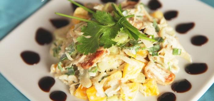 Куриный салат с сельдереем - фото шаг 7