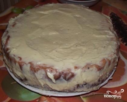 Детский торт для девочки - фото шаг 13