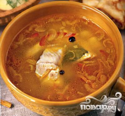 Рецепт Щи рыбные