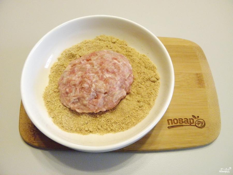 рецепт котлет из фарша свинины с манкой