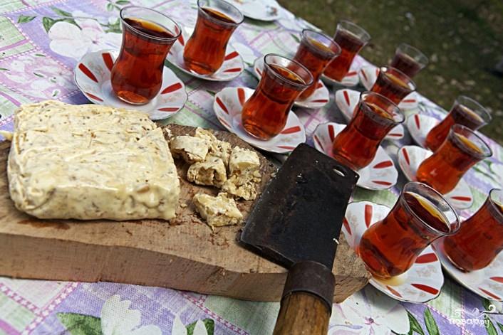 Азербайджанская халва - фото шаг 7