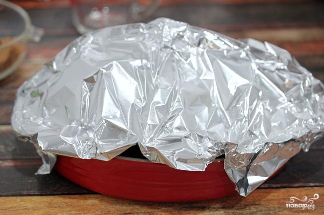 запеченные яблоки в духовке рецепт в фольге с