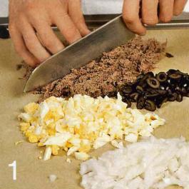 Чилийские эмпанадос - фото шаг 1