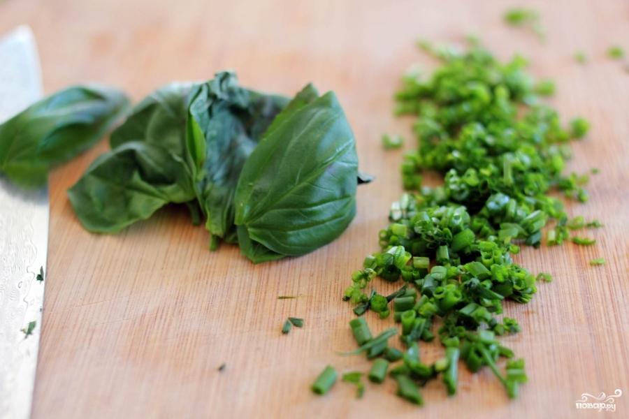 Заправка для салата из йогурта - фото шаг 4