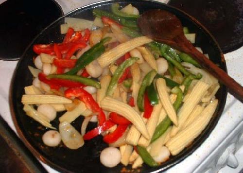 Тайская говядина чили - фото шаг 6