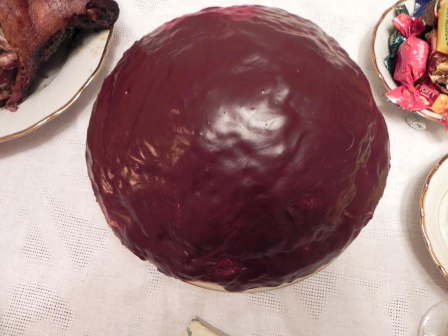 Торт кефирный - фото шаг 4