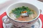 Сайровый суп