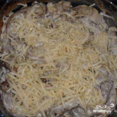 Куриные шейки в духовке - фото шаг 3