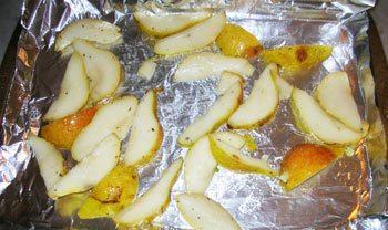 Рецепт Грушево-яблочное пюре