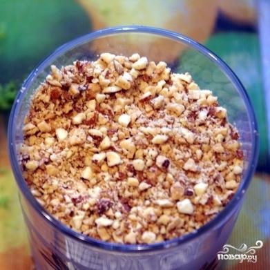 Пасхальные миндальные макаруны - фото шаг 2