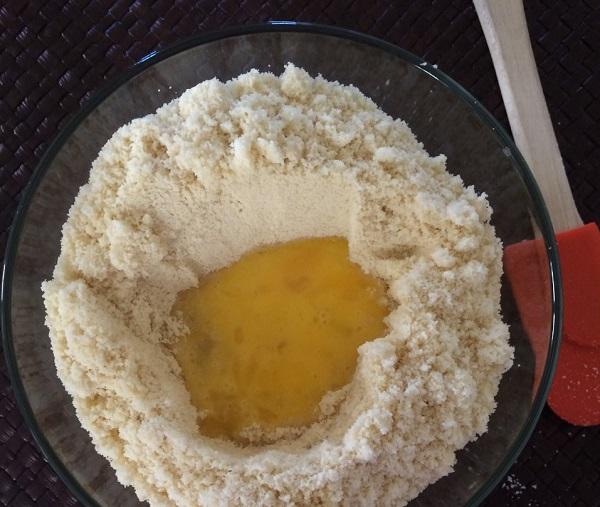 Пирог с зеленью и сыром - фото шаг 2