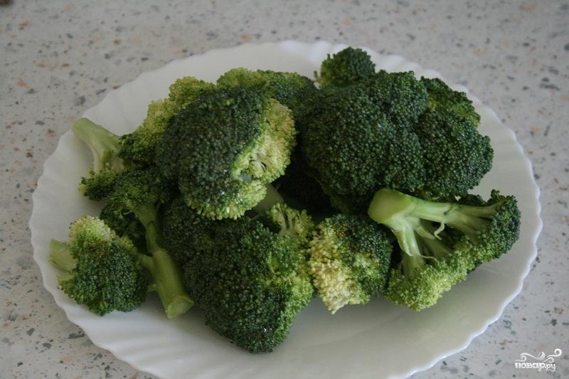 Рецепт Суп овощной с брокколи