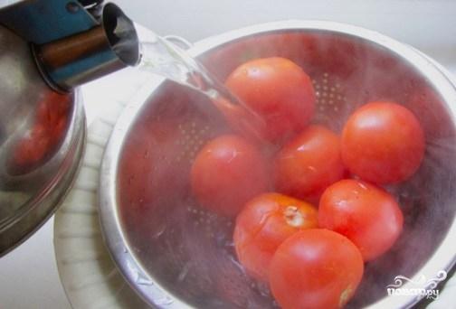 Томатный суп с перловкой - фото шаг 3