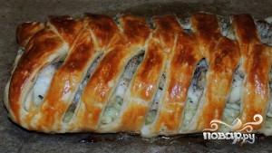 Пирог со щукой - фото шаг 9