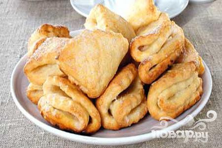Рецепт Печенье Петушки