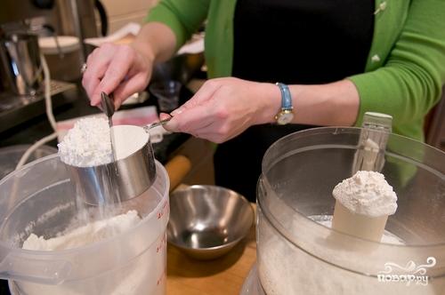 Рецепт Пирог с ежевикой