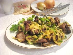 Мясо в вине в духовке - фото шаг 11