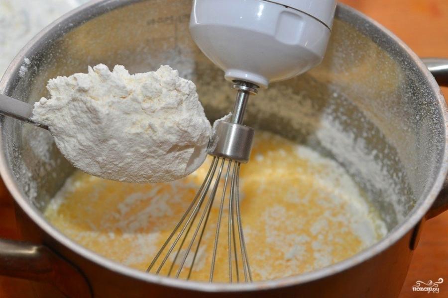 Бисквитное тесто обычное - фото шаг 2
