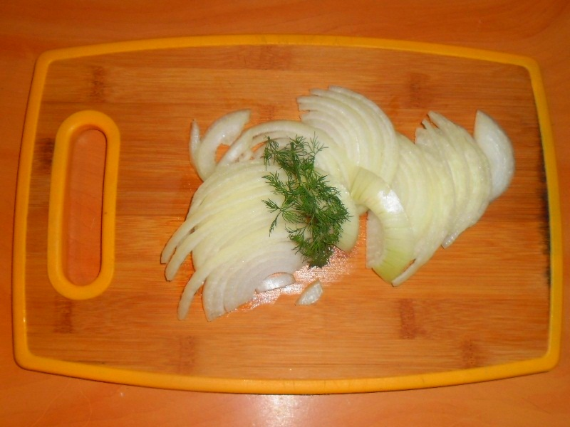 Паштет из куриной печени с овощами - фото шаг 5