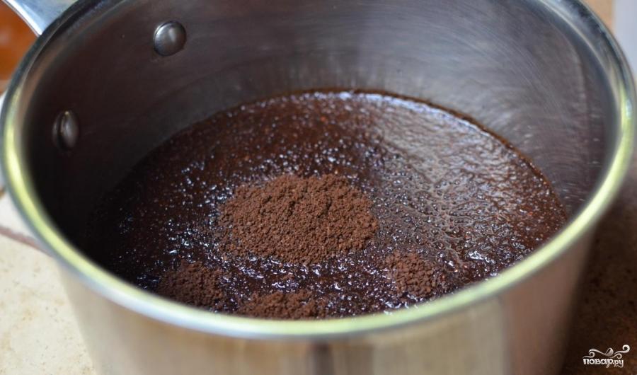 Рецепт Холодный кофе