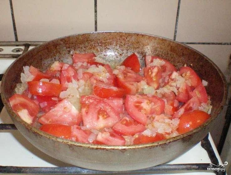 Картошка с копчеными ребрышками - фото шаг 4